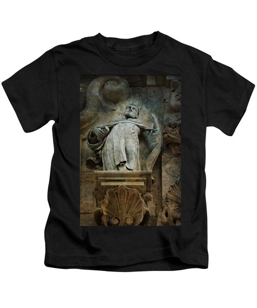 Sermon In Stone Kids T-Shirt