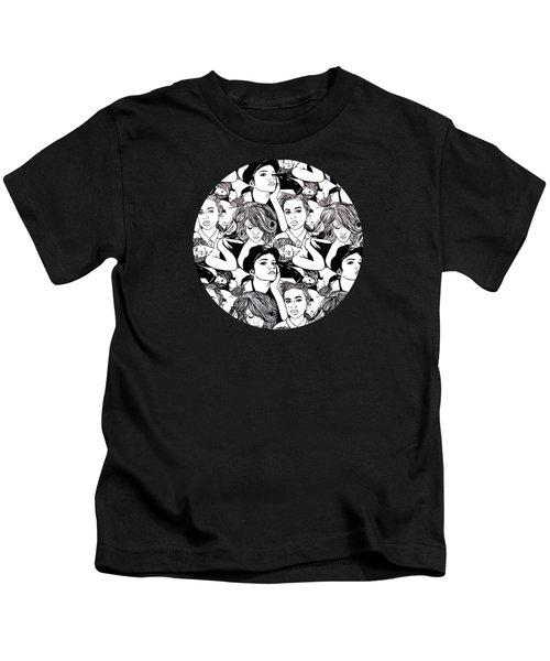 Seven Beauties Kids T-Shirt