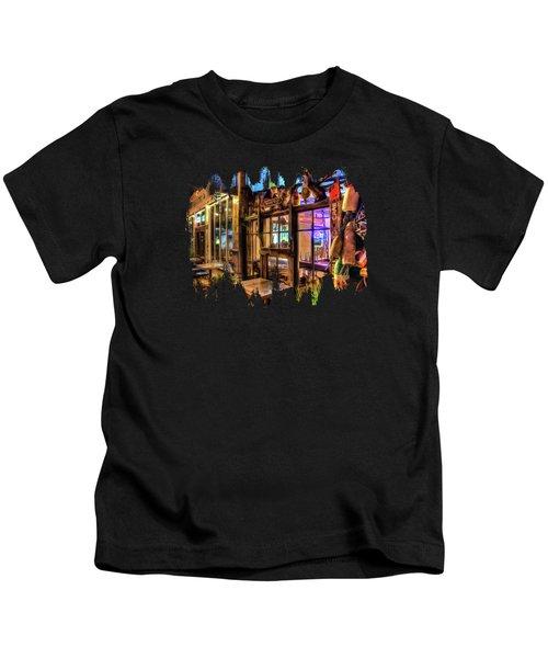 Seven Days At Ginos Kids T-Shirt