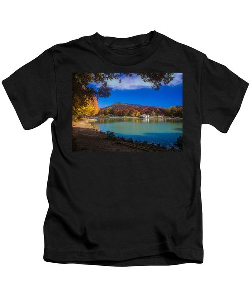 Seven Sisters From Lake Tomahawk Kids T-Shirt