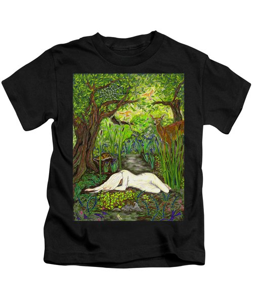 Shade Falls Kids T-Shirt