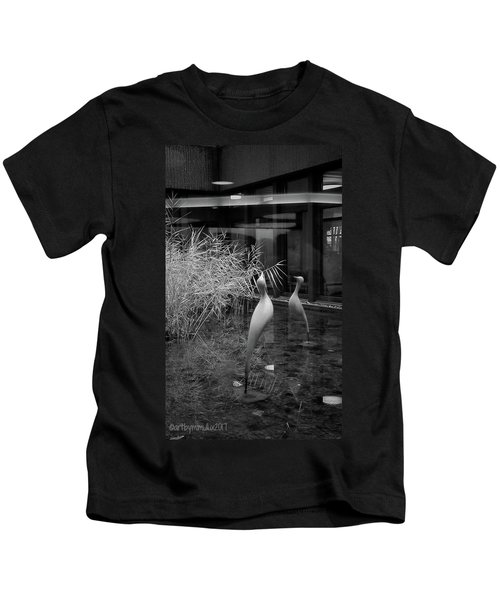 Shadow And Light 13 - Reflections - A Kids T-Shirt
