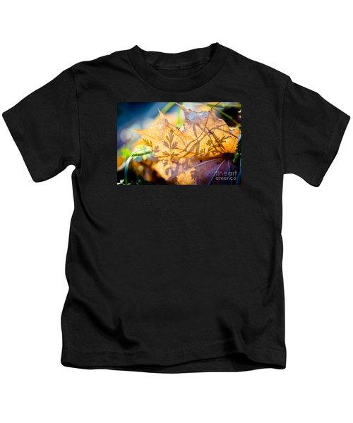 Shadow Of Autumn  Artmif.lv Kids T-Shirt