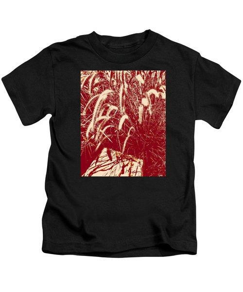 Shadow Painting Kids T-Shirt