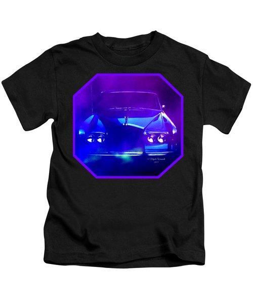 Shadow Rose T-shirt Kids T-Shirt