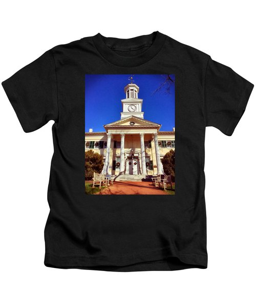 Shepherd University Kids T-Shirt