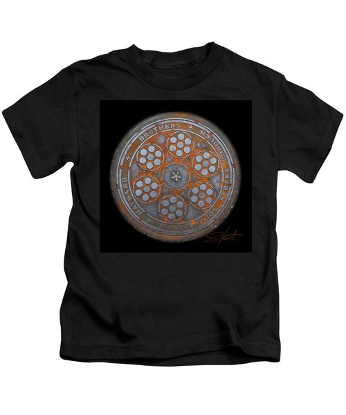 Shield 2 Kids T-Shirt