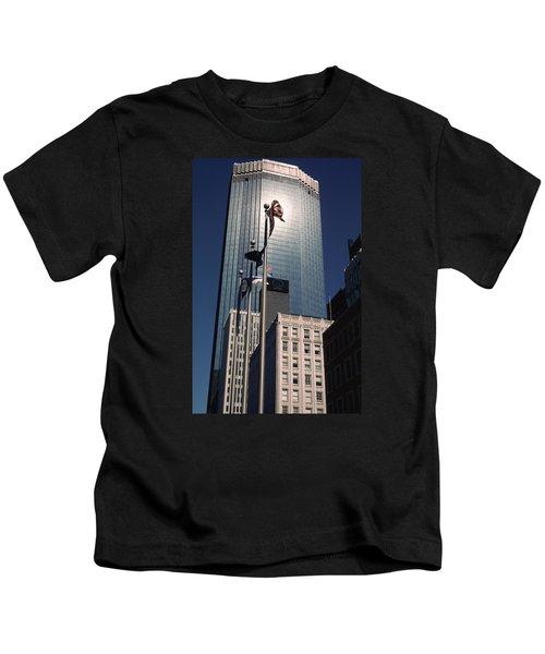 Shimmering Ids Kids T-Shirt
