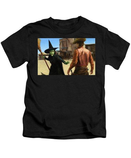 Showdown Kids T-Shirt