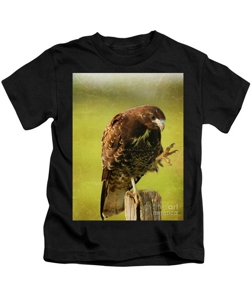 Showing Claws Kids T-Shirt