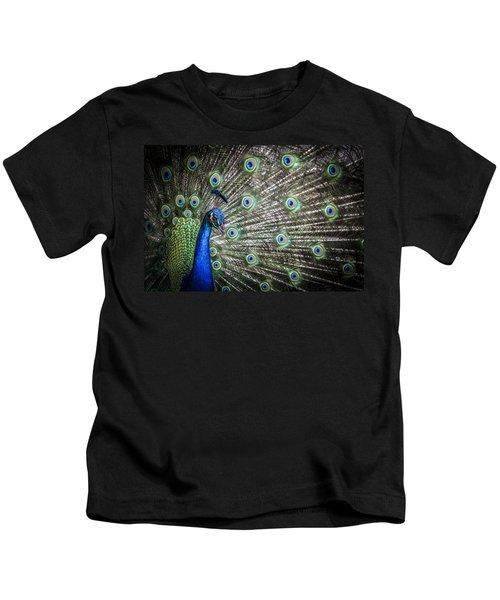 Showing Off Kids T-Shirt