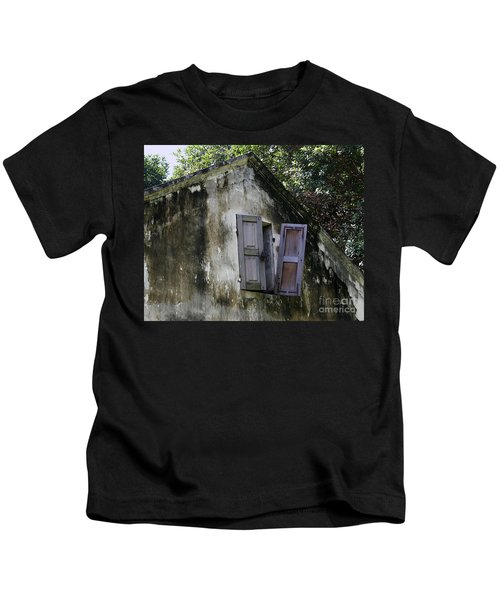 Shuttered #3 Kids T-Shirt