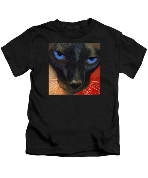 Siamese Kids T-Shirt