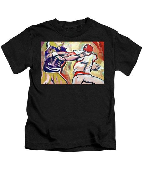 Side Arm Uga Kids T-Shirt
