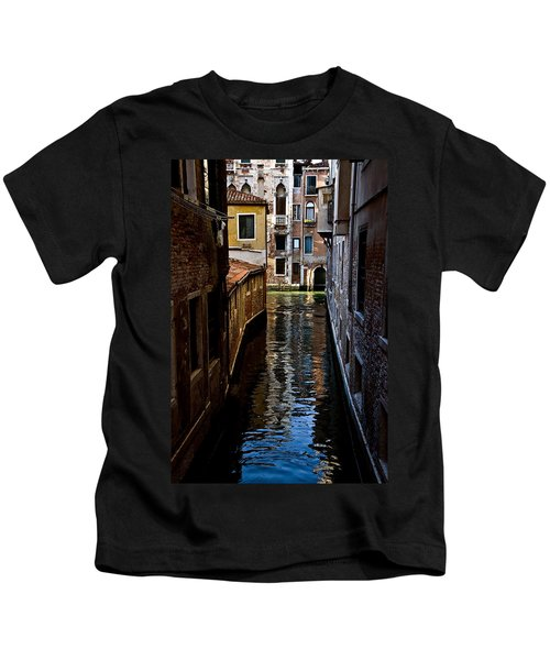 Side Canal Kids T-Shirt