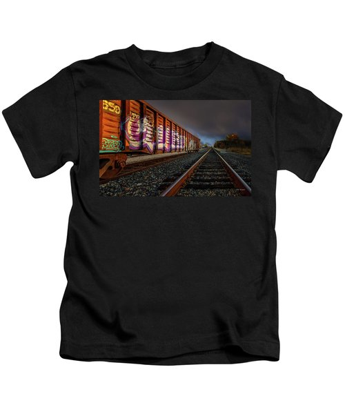 Sidetracked Kids T-Shirt