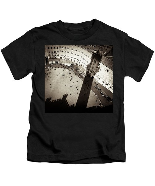 Siena From Above Kids T-Shirt