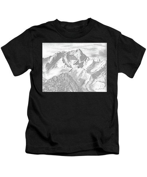 Sierra Mt's Kids T-Shirt