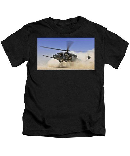 Sikorsky Hh-60 Pave Hawk Kids T-Shirt