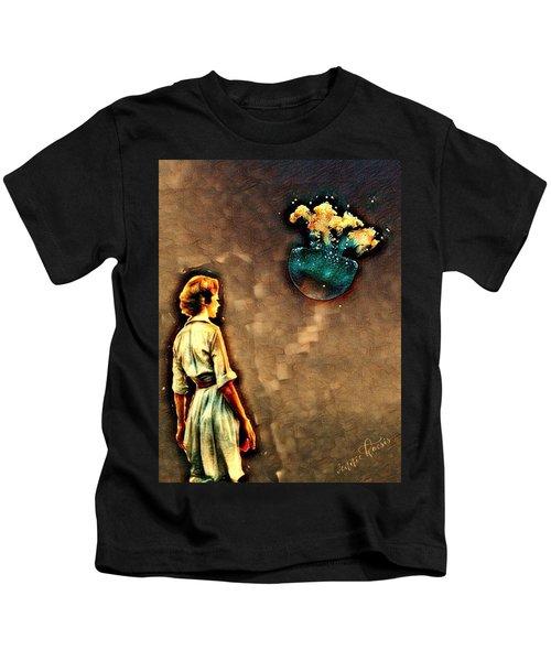 Silence Must Be Heard Kids T-Shirt