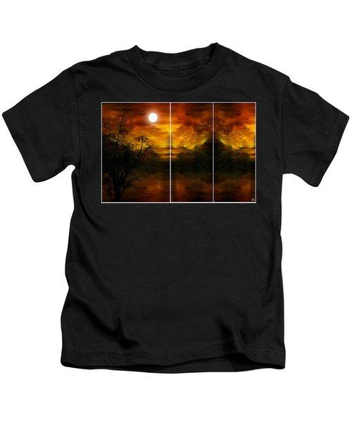 Silent Decadence Kids T-Shirt