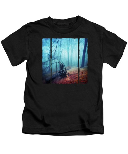 Silent Sadness Kids T-Shirt