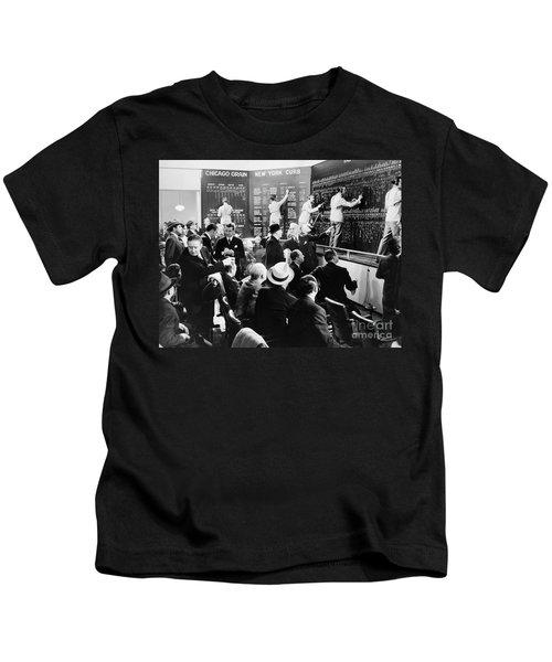 Silent Still: Banking Kids T-Shirt