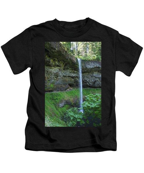 Silver Falls 2893 Kids T-Shirt