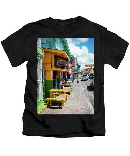 Simple Street View Kids T-Shirt