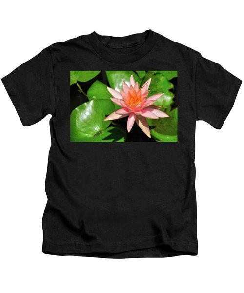 Single Flower Kids T-Shirt