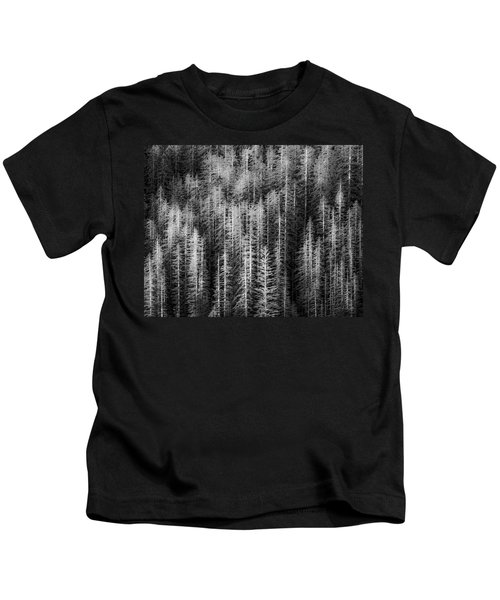 Sitka Abstraction Kids T-Shirt