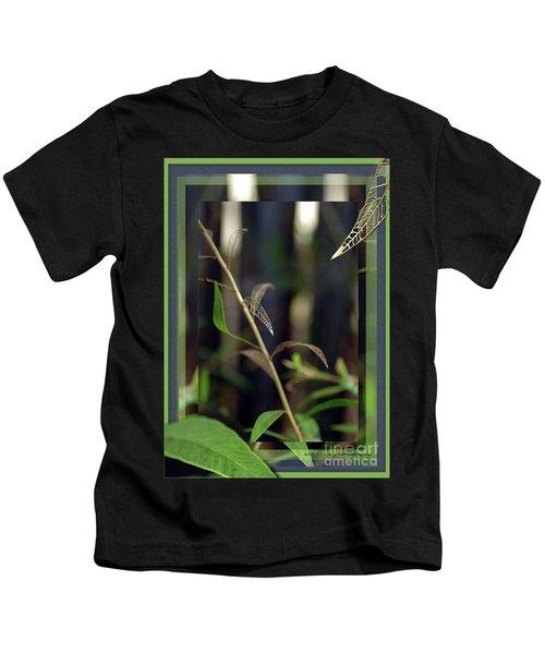 Skeletons And Skin Kids T-Shirt