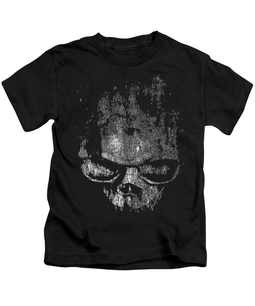 Skull Graphic Kids T-Shirt