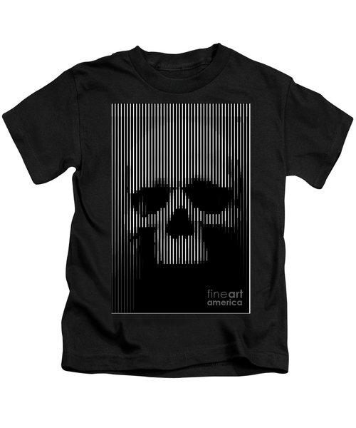 Skull Lines Kids T-Shirt