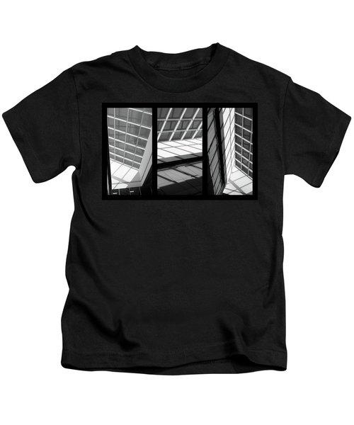 Skylight Triptych  Kids T-Shirt