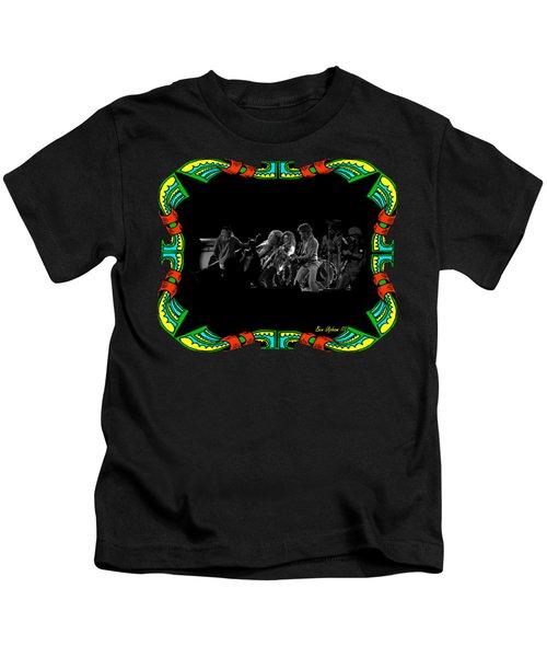 Frame #4 Kids T-Shirt