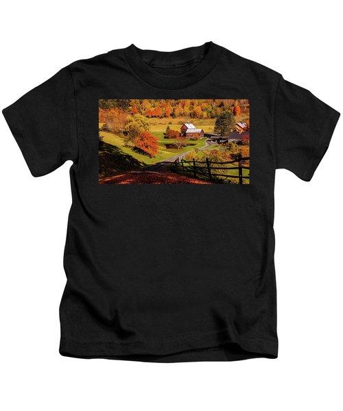 Sleepy Hollow - Pomfret Vermont-2 Kids T-Shirt