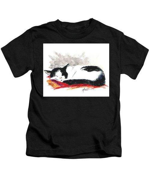 Sleepy Time Boy Kids T-Shirt