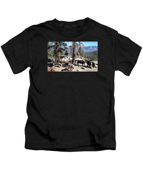 Slow Is Fast Kids T-Shirt