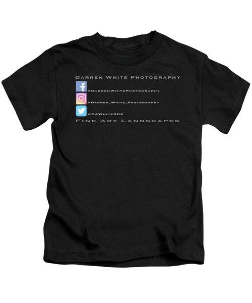Sm Logo  Kids T-Shirt