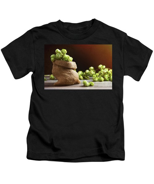 Small Sack Of Hops Kids T-Shirt