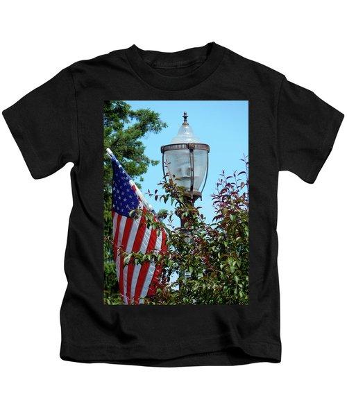 Small Town Anywhere Usa Kids T-Shirt