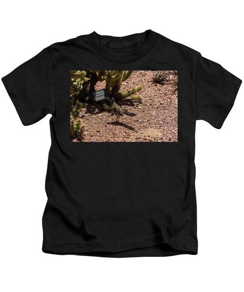 Smart Roadrunner Kids T-Shirt