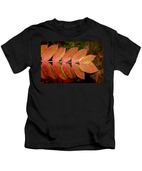 Smooth Sumac Kids T-Shirt