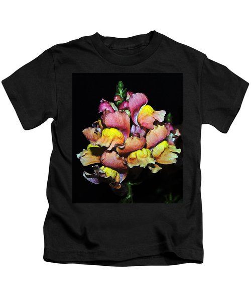 Snapdragons Kids T-Shirt