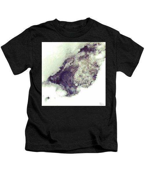 Snow Mouse Kids T-Shirt