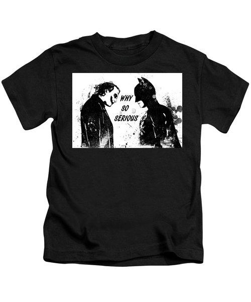 So Serious Kids T-Shirt