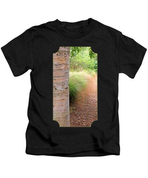 Softness And Strength Kids T-Shirt