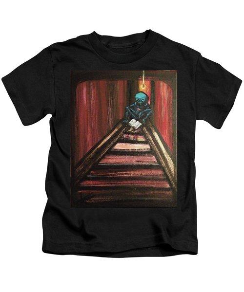 Solamente Alien Kids T-Shirt