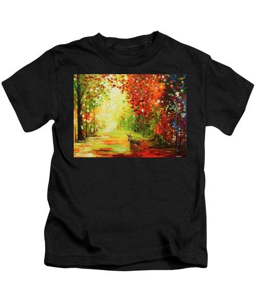 Solo Deer Kids T-Shirt
